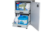 Acids and alkalis safety storage cabinet with drawers 50L Australia