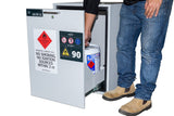Fire rated flammables safety storage cabinet, 50L capacity Australia