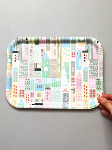 Scout Editions: Cityscape Tray