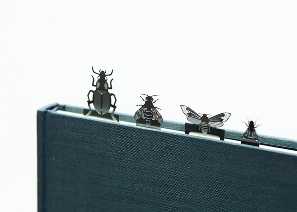 Another Studio: Winged Insects Bookmark Set