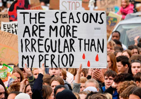 global-climate-strike-funny-sign
