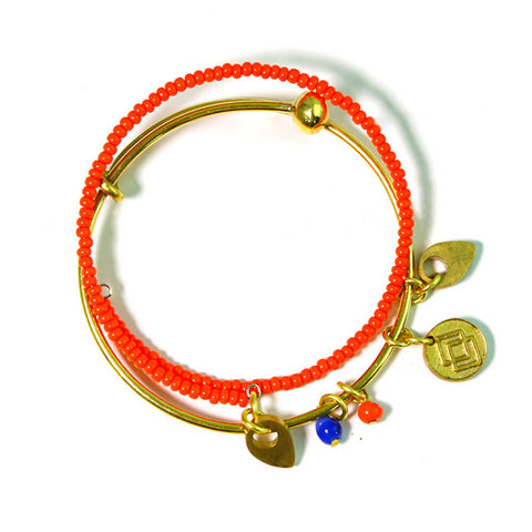 ethical-christmas-gift-bracelet-red-gold