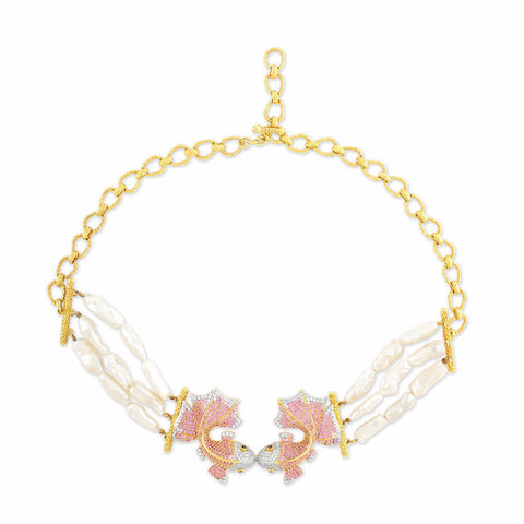 Machhalee Choker Necklace
