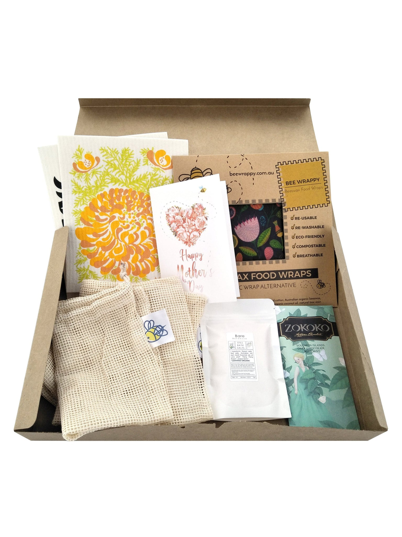 Bee Wrappy Other Bee Wrappy Mothers Day Gift Box