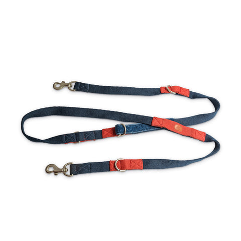 Multi-Function Leash - Blue