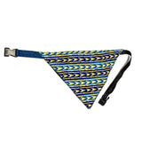 Blue Arrow Bandana