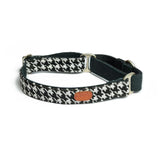 Black & White Martingale Collar