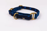 Star Denim Martingale Collar