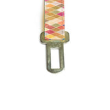 Diamond Green Car Seat Belt