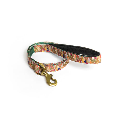 Diamond Leash with padded handle