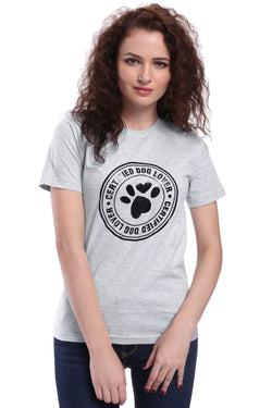 Certified Dog Lover Unisex T-shirt
