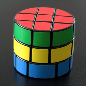 SpinnersToys™ Puzzle Speed Cylindrical Educational Magic Cube Toy - Spinners.Toys