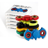 SpinnersToys™ Bat Shaped ABS Plastic Duo-Spinner - Spinners.Toys