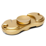 High Grade Aluminum Hand Duo-Spinner