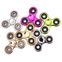 Hot Sale Bright Color Tri-Spinner Fidget Toy