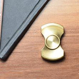 Best selling ROTABLADE Clone Brass/Steel Bar Hand Spinner