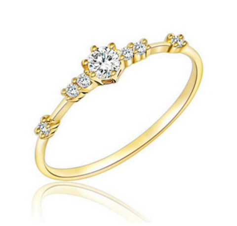 Small Love Ring