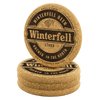 Limited Edition Winterfell Beer Coasters