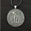 Mother & Child Tree of Life Pendant Necklace