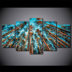 Tree Canvas (5 piece)