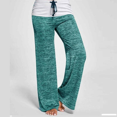 Yauvana Relaxed Fit Yoga Pants