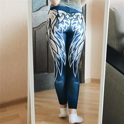 Wing Span™ Leggings