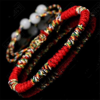 Tibetan Good Luck Braceet