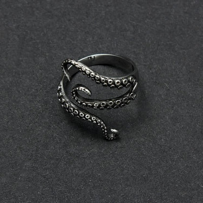 Bohemian Octopus Ring - Salezr.com