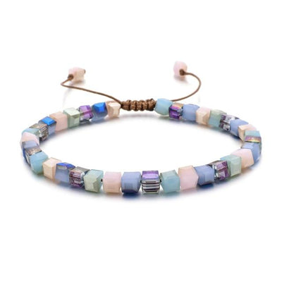Yauvana Glass Crystal Bracelets