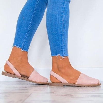 Yauvana Slip on Sandals