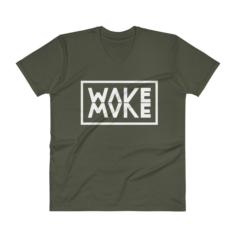 Make Wave/Wake V-Neck
