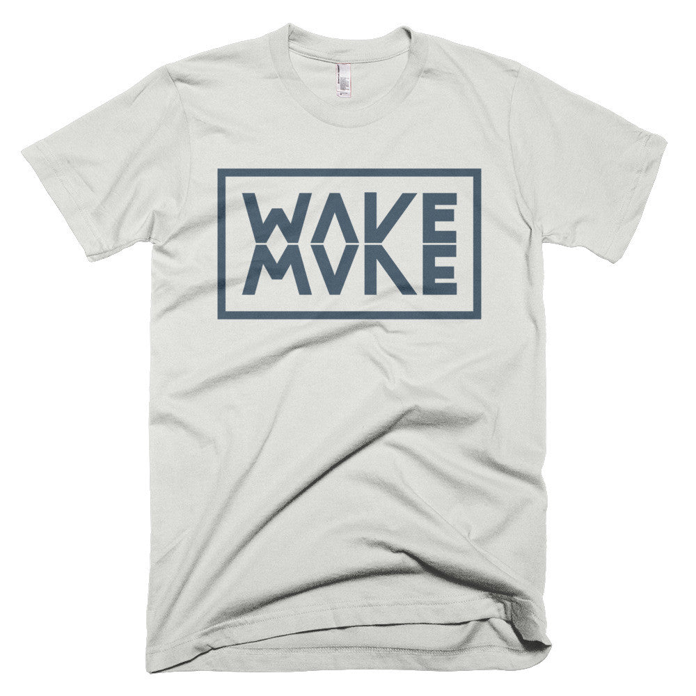 Make Wave/Wake - Dark blue