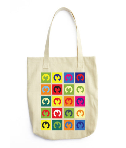 Motosurf Pop Art - Tote bag