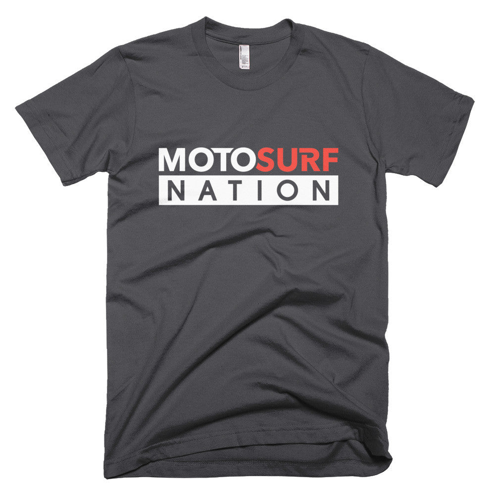 Motosurf - Short sleeve men's t-shirt