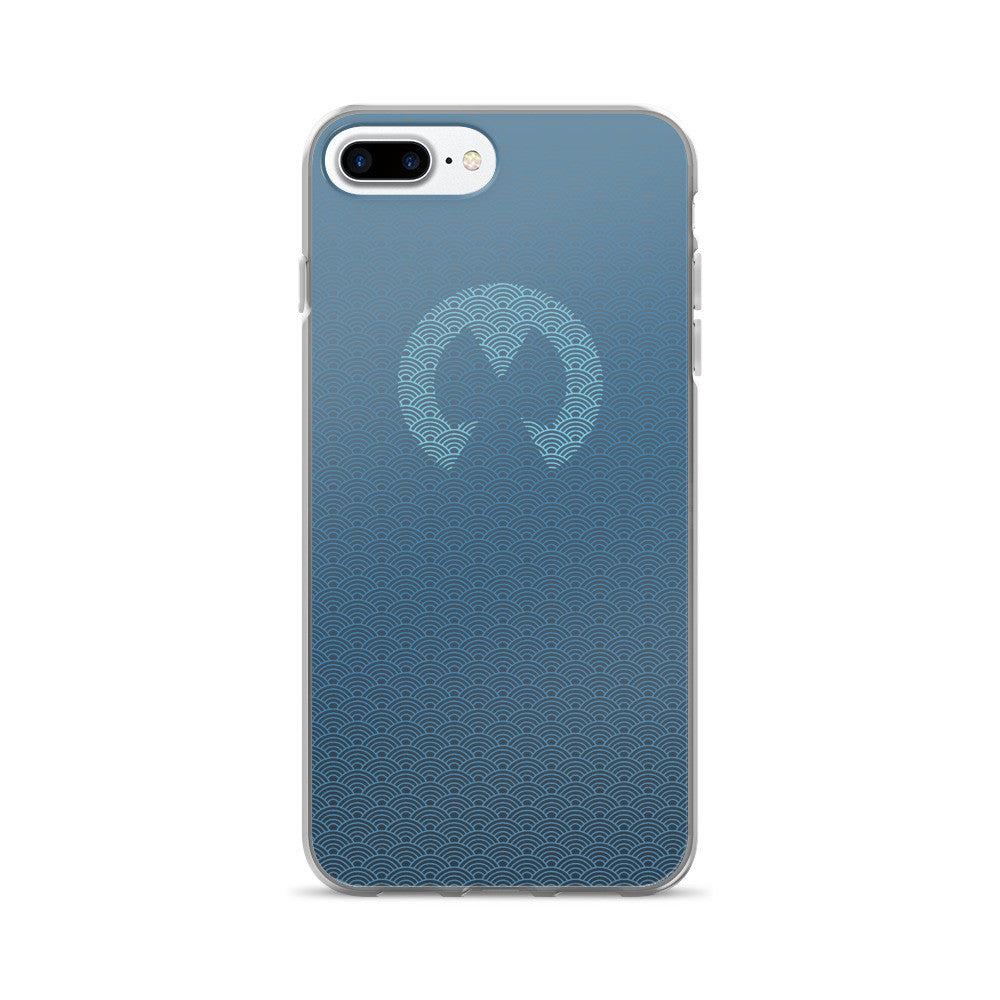 Branded M - Wave - iPhone 7/7 Plus Case