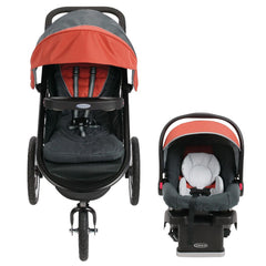 Graco stroller travel system