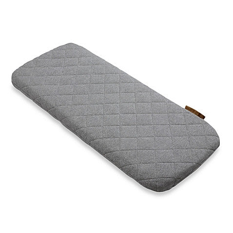 Bugaboo ® Wool Mattress Cover in Grey Melange - Baby Strollers Center