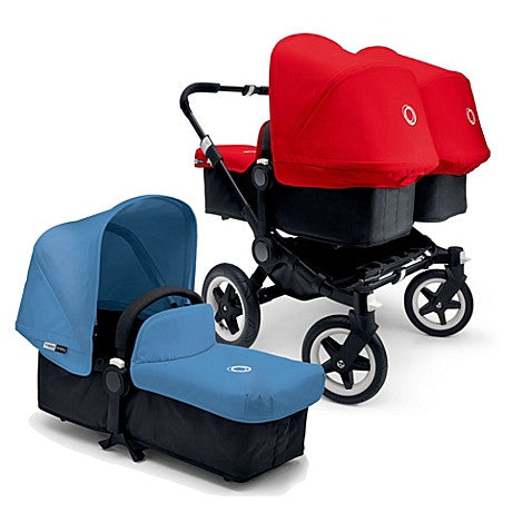 Bugaboo ®Donkey Canvas Tailored Fabric Set - Baby Strollers Center