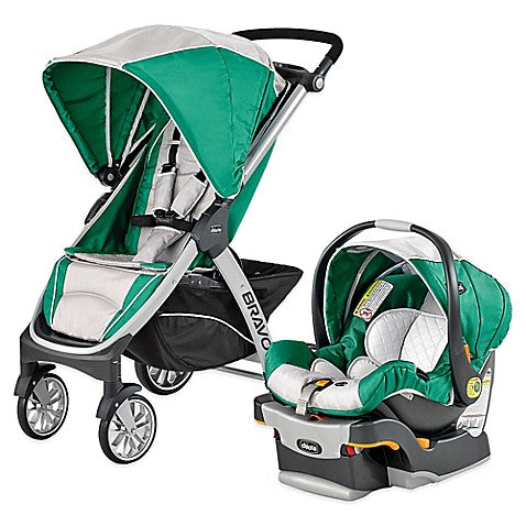 Chicco® Bravo® Trio Travel System in Empire™ - Baby Strollers Center