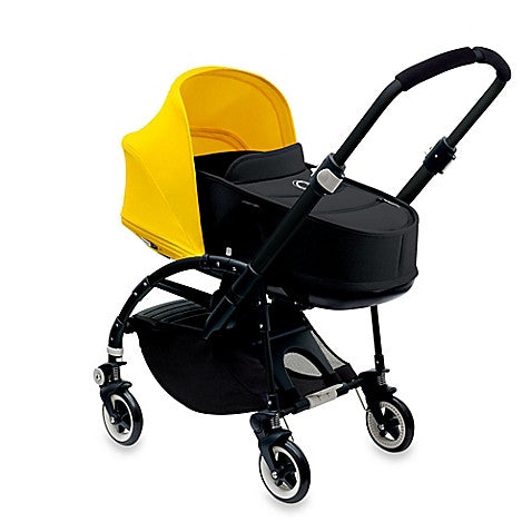 Bugaboo® Bee3 Stroller Base in Black - Baby Strollers Center