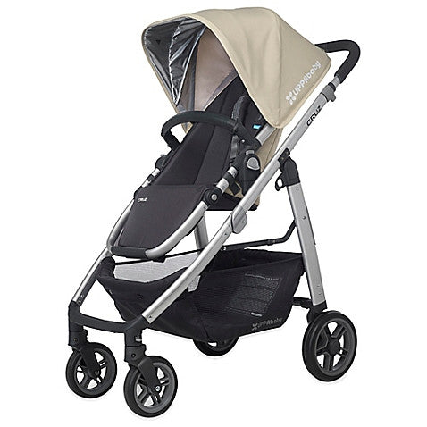 UPPAbaby® 2015 CRUZ® Stroller in Lindsey - Baby Strollers Center