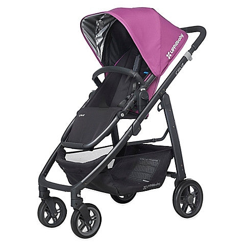 UPPAbaby® 2015 CRUZ Stroller in Samantha - Baby Strollers Center