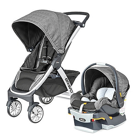 Chicco® Bravo® Trio Travel System in Avena™ - Baby Strollers Center