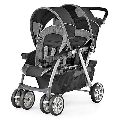 Chicco® Cortina Together Double Stroller in Avena™ - Baby Strollers Center