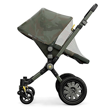 Bugaboo®  Mosquito Net by Diesel in Camouflage - Baby Strollers Center