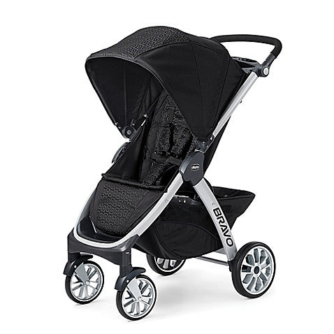 Chicco® Bravo™ Stroller in Ombra - Baby Strollers Center