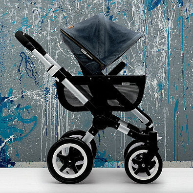 Bugaboo® Donkey Special Edition Tailored Fabric Set by Diesel in Denim