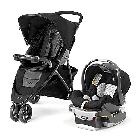 Chicco® Viaro™ Travel System in Apex - Baby Strollers Center