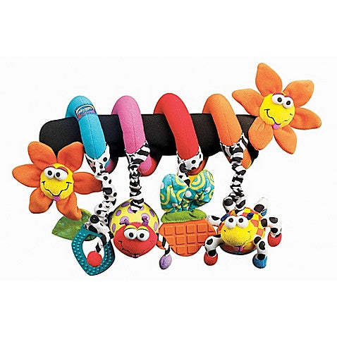 Playgro™ Amazing Garden Twirly Whirly Activity Toy - Baby Strollers Center