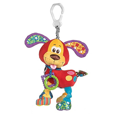 Playgro™ Pooky Puppy Activity Toy - Baby Strollers Center
